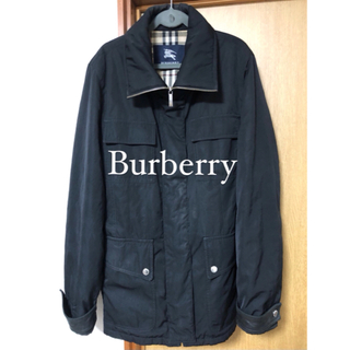 BURBERRY - 値引きしました!バーバリー 中綿 ジャケット
