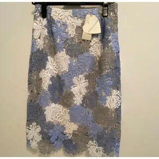 トランテアンソンドゥモード(31 Sons de mode)のタイトスカート(ひざ丈スカート)