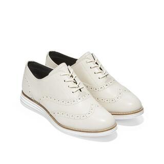 コールハーン(Cole Haan)のコールハーン オックスフォード 22.5cm(ローファー/革靴)