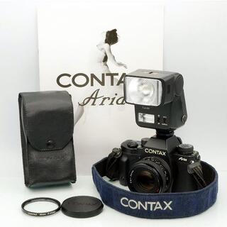 京セラ - 美品★アリア CONTAX Aria Planar プラナー レンズセット