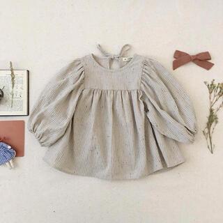 Caramel baby&child  - soor ploom tunic 6-7