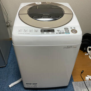 SHARP - ✨配達設置無料✨大阪付近、9キロ乾燥付き洗濯機