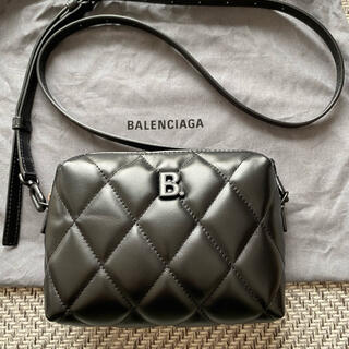 Balenciaga - バレンシアガ  キルティング カメラバッグ