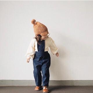 キャラメルベビー&チャイルド(Caramel baby&child )のsoor ploom charlie overall 4-5(パンツ/スパッツ)