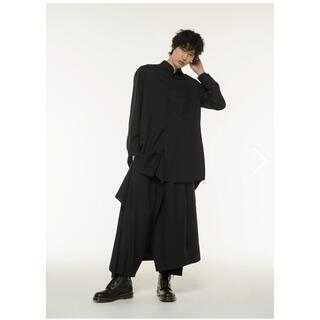 ヨウジヤマモト(Yohji Yamamoto)のGround Y ラップパンツ パンツ(その他)