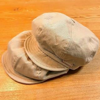ブランシェス(Branshes)のブランシェス キャスケット 帽子 お揃い(帽子)
