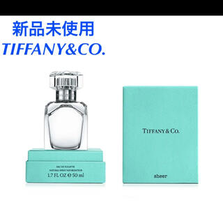 TIFFANY&CO.   SHEER 50ml