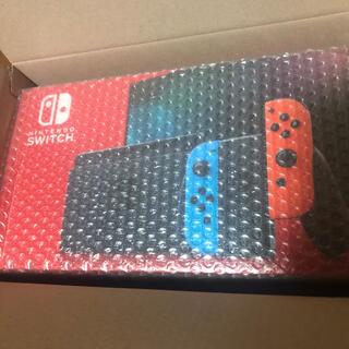 ニンテンドースイッチ(Nintendo Switch)のNintendo  Switch スイッチ 新品 新型 新モデル 未開封 (家庭用ゲーム機本体)
