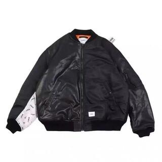 W)taps - WTAPS x NEIGHBORHOOD JACKET W1.VE 03