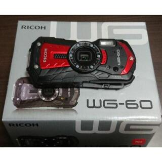 RICOH WG-60 [ブラック](ビデオカメラ)