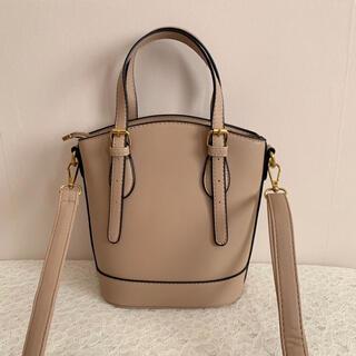snidel - bi-color belt bag