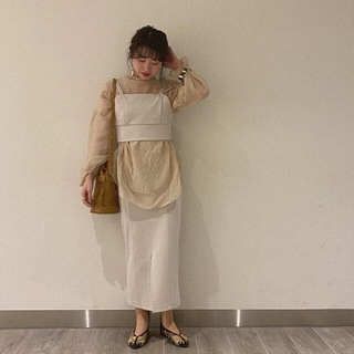 mystic - モクロディビスチェ&モクロディタイトスカート セット