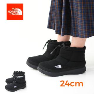 THE NORTH FACE - 新品タグ付 ノースフェイス ヌプシ ブーツ 黒 24cm
