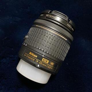 Nikon - Nikon  AF-P NIKKOR 18-55mm 1:3.5-5.6G