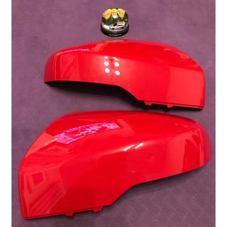 スバル(スバル)のインプレッサ GT GK 純正ドアミラーカバー フォレスター、XV、アウトバック(車種別パーツ)