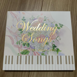 【CD】ウェディング・ソング ピアノBGM(ヒーリング/ニューエイジ)