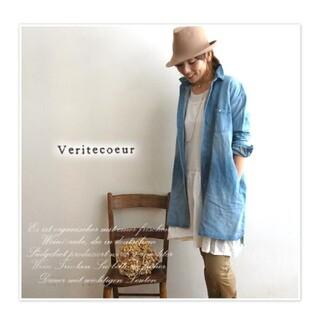 ヴェリテクール(Veritecoeur)のヴェリテクール デニムシャツ vc768(シャツ/ブラウス(長袖/七分))