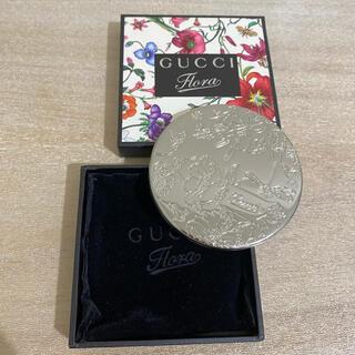 Gucci - グッチ フローラ 限定ミラー 手鏡