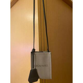 セシルマクビー(CECIL McBEE)のCECIL Mc BEE ショルダーバッグ(ショルダーバッグ)