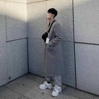 アクネ(ACNE)の韓国ブランド コート(チェスターコート)