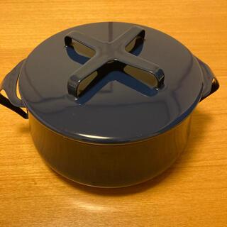 ダンスク(DANSK)のダンスク 両手鍋 18センチ(鍋/フライパン)