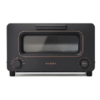 バルミューダ(BALMUDA)の【新品未開封】バルミューダ トースター K05A-BK ブラック BALMUDA(電子レンジ)