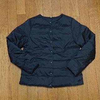 MUJI (無印良品) - インナーダウン ダウンジャケット(M) 黒