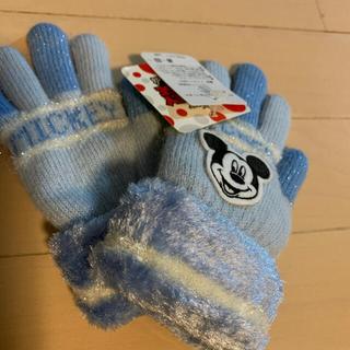 ディズニー(Disney)のミッキー手袋(手袋)