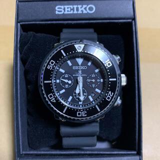 セイコー(SEIKO)のSEIKO プロスペックス ソーラー クロノグラフ(腕時計(アナログ))