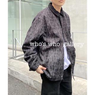 フーズフーギャラリー(WHO'S WHO gallery)の新品 KOOKY'N/クーキー コーデュロイコーチジャケット(ブルゾン)
