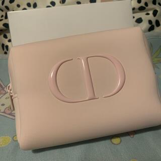 ディオール(Dior)のDior ピンク ポーチ(ポーチ)