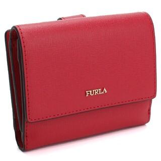 Furla - フルラ 2つ折り財布 PZ57 1047012 B30 TJ9 FRAGOLA