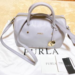 Furla - FURLA 2way バッグ グレー