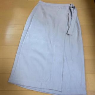 アンレリッシュ(UNRELISH)のスカート(ひざ丈スカート)