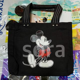 ディズニー(Disney)の完売品☆ ミッキー トートバッグ Mサイズ ディズニー バッグ 鞄(トートバッグ)