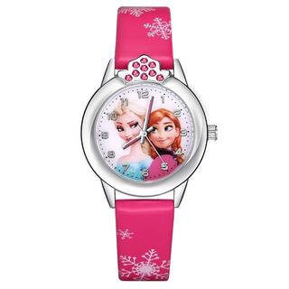 アナトユキノジョオウ(アナと雪の女王)の【あやかぶた様☆】フォロー価格(腕時計)