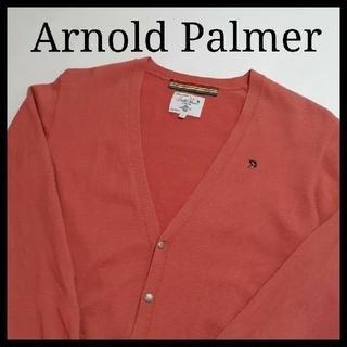 アーノルドパーマー(Arnold Palmer)のArnold Palmer アーノルドパーマー ニット カーディガン セーター(ウエア)