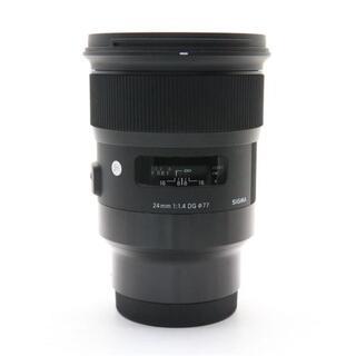 シグマ(SIGMA)の■ 広角 Eマウント  SIGMA Art 24mm F1.4 DG HSM(レンズ(単焦点))
