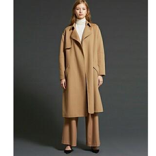 LE CIEL BLEU - ルシェルブルー コート キャメル