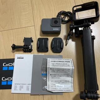 ゴープロ(GoPro)のGoPro HERO7 シルバー(ビデオカメラ)
