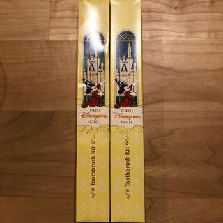 ディズニー(Disney)の東京ディズニーランドホテル 歯ブラシ(歯ブラシ/歯みがき用品)