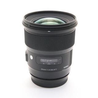 シグマ(SIGMA)の■ 広角 単焦点レンズ ■ SIGMA Art 24mm F1.4 DG HSM(レンズ(単焦点))