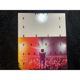 ワンオクロック(ONE OK ROCK)のONE OK ROCK 写真集(音楽/芸能)