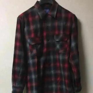 ペンドルトン(PENDLETON)のLサイズ PENDLETON ペンドルトン ウールシャツ 美品(シャツ)