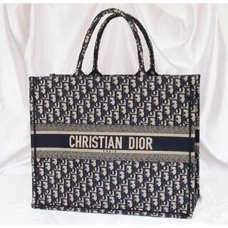 Christian Dior - Dior ブックトート 大 新品同様