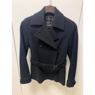 ストロベリーフィールズ(STRAWBERRY-FIELDS)の美品 コート ショート ピーコート(ピーコート)