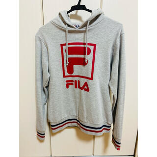 フィラ(FILA)のFILA  グレーパーカー(パーカー)