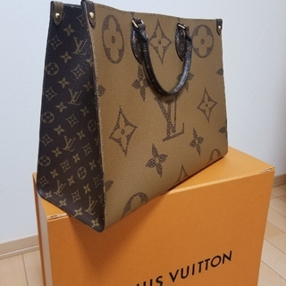 LOUIS VUITTON - ルイヴィトン オンザゴーgm 新品