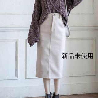 GRL - エコウールタイトスカート