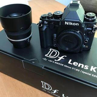Nikon - Nikon df 新品級